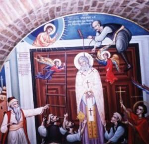القديس-الجديد-في-الشهداء-غريغوريوس-الخامس3-300x289